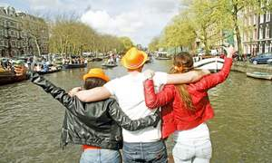 Most Dutch people satisfied with life in the Netherlands