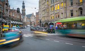 Amsterdam to use Google data to decrease traffic jams