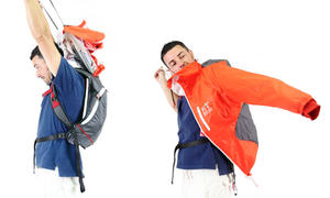 Funnell: the ultimate wet weather gear