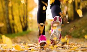 Running: cheap, accessible physical and mental health