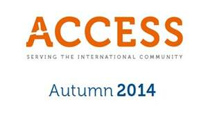 [Autumn 2014] ACCESS e-zine