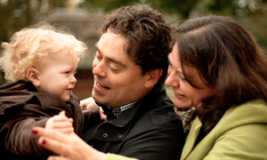 Choosing to raise a family in the Netherlands