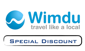 [Special Offer] Book the perfect place to stay with Wimdu