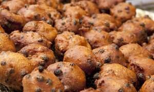Fat Kids Corner food review: Oliebollen in Amsterdam