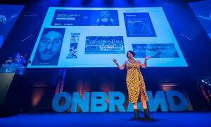 Win a ticket to OnBrand
