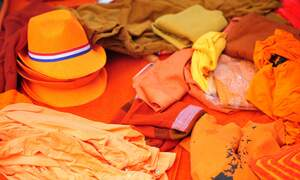 [Video] Why do the Dutch wear orange?
