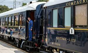 All aboard! The Orient Express is coming to Amsterdam!