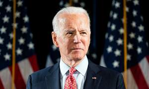 Joe Biden and Kamala Harris win 2020 US Election