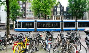 Dutch public transport is the most expensive in Europe