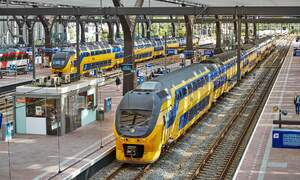 Expect train delays this week as workers strike across the Netherlands