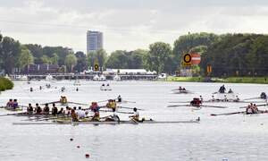 Rowing in the Netherlands