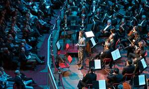 Concertgebouworkest plays Brahms Symphony No. 4