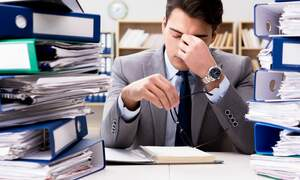 How to deal with stress at work