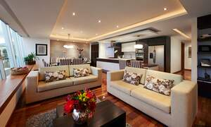 Short stay rentals and Serviced apartments