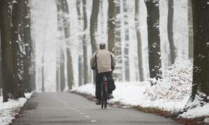 Is snow finally on the way to the Netherlands? (yes it is!)