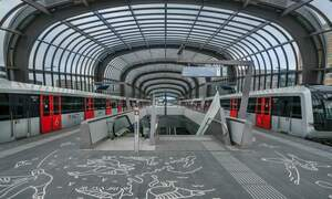 Amsterdam's North-South metro line is now open