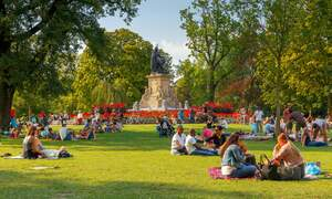 Sunny days ahead for the Netherlands