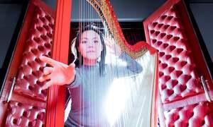 TRACKS: Lavinia Meijer & Dane Badal at Concertgebouw