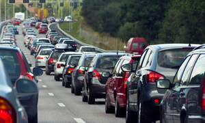 Holiday-goers be warned: Busy roads and traffic jams ahead!