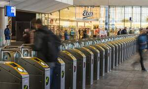 No ticket, no access at major train stations in the Netherlands
