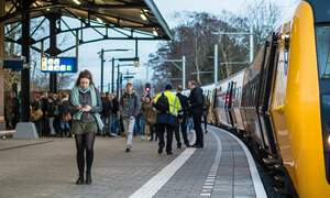 ProRail: Record number of trains were on time this year