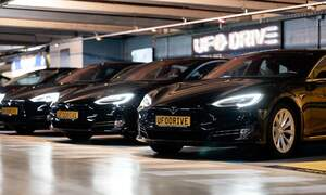 UFODRIVE: The alternative to owning a car in the Netherlands!