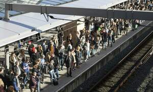 Busy trains expected in the Netherlands