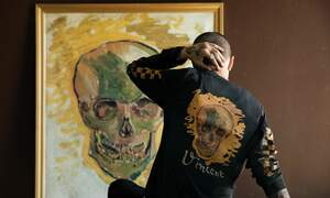 "Van Gogh: ""Off the Wall"" and on your feet!"