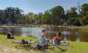 Amsterdam ranked as best global city for a happy and healthy life