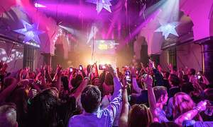 Win tickets to the best New Year's Eve parties of 2017-2018