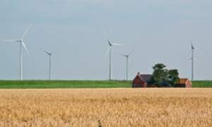 Renewable energy use rises in the Netherlands