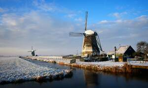 Wintry weather: Snow may be on the way to the Netherlands