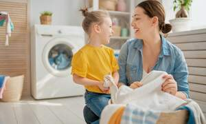 Unequal division: Women still taking on the majority of household tasks