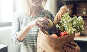 Organic supermarket produce sometimes cheaper than A-brands