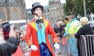 World Living Statues Festival