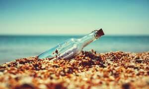 World's oldest message in a bottle found in Dutch jenever bottle