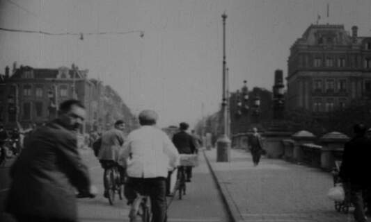 Unique film footage about Amsterdam from 1927