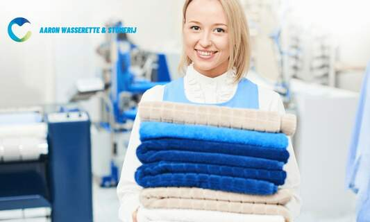 Aaron Laundry & Dry Cleaning: Affordable dry cleaning delivered at your doorstep