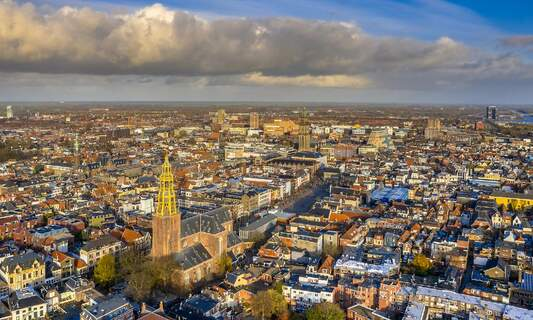 And the Dutch city with the best air quality is…