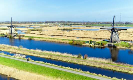 See the Netherlands from above