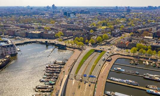 Municipality of Amsterdam to lower speed limit from 50 to 30