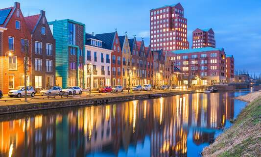 The healthiest city in the Netherlands is…