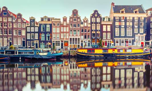[Video] 101 facts about Amsterdam