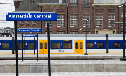 Trains from Eindhoven to Amsterdam every 7,5 minutes a possibility