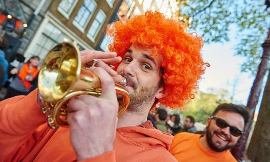 How to celebrate King's Day like a Dutchie