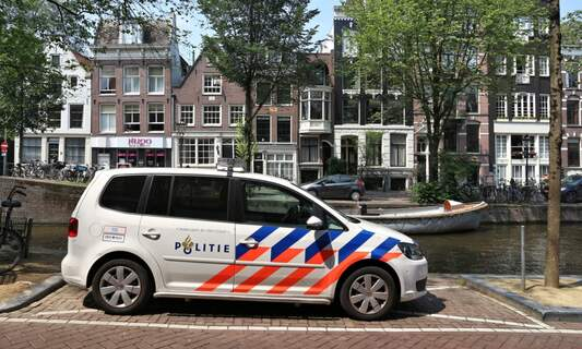 Amsterdam is the most dangerous municipality in the Netherlands