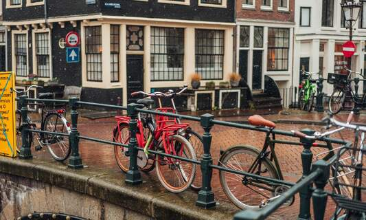 5 things to do on a rainy day in Amsterdam