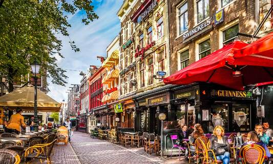 Extended Amsterdam and The Hague terraces to stay until Spring 2021