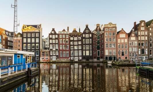 Average house prices in Amsterdam break the 500.000-euro mark