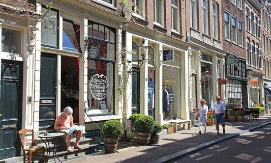 Amsterdam fashion: At the forefront of technology and sustainability